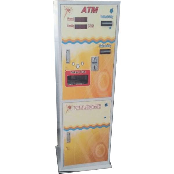 ATM PARA BOZDURMA MAKİNASI